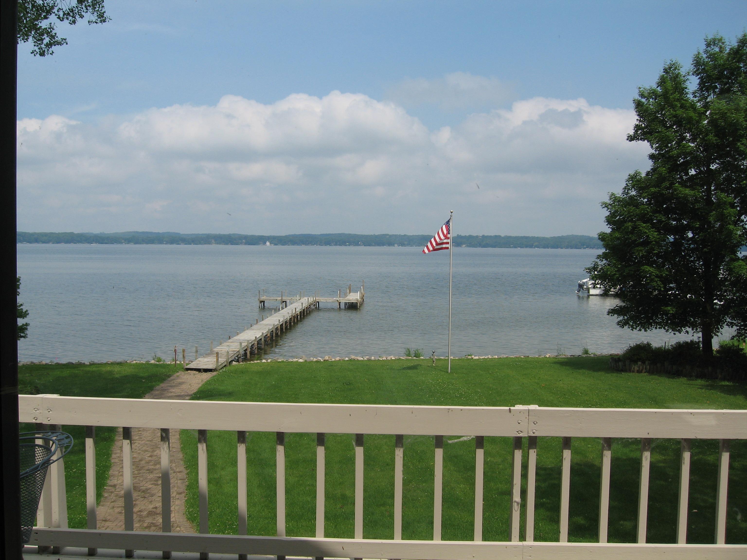 Sunset Cove Estate Carol Shores Green Lake Wisconsin